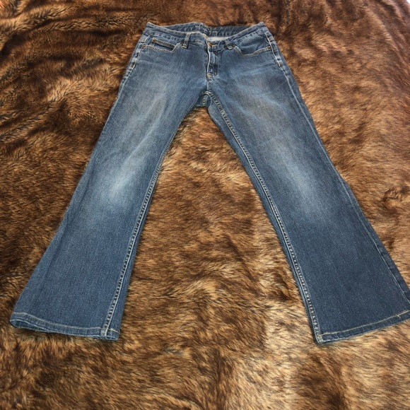Michael Kors Denim - Michael kors boot cut women's jeans size 6